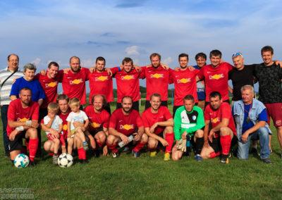 A tým 2017-2018